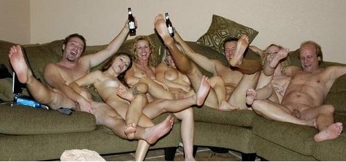 Popurri de orgias amateur
