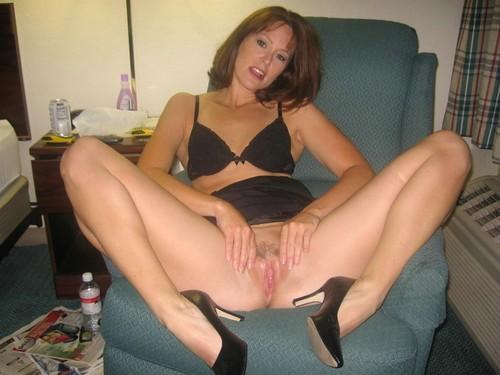 Fotos XXX de una rica madura amateur