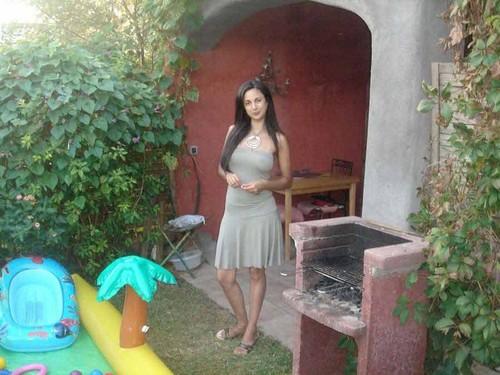 частное фото на даче