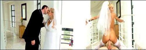 Se acaba de casar y ya le pone los cuernos a su marido