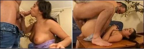 Los inicios en el porno de Salma de Nora