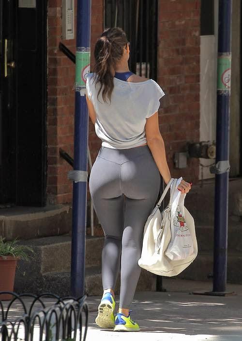 Culona en jeans sin bolsas a rebentar - 1 6